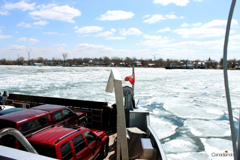 Ferry Boat - Wolfe Island