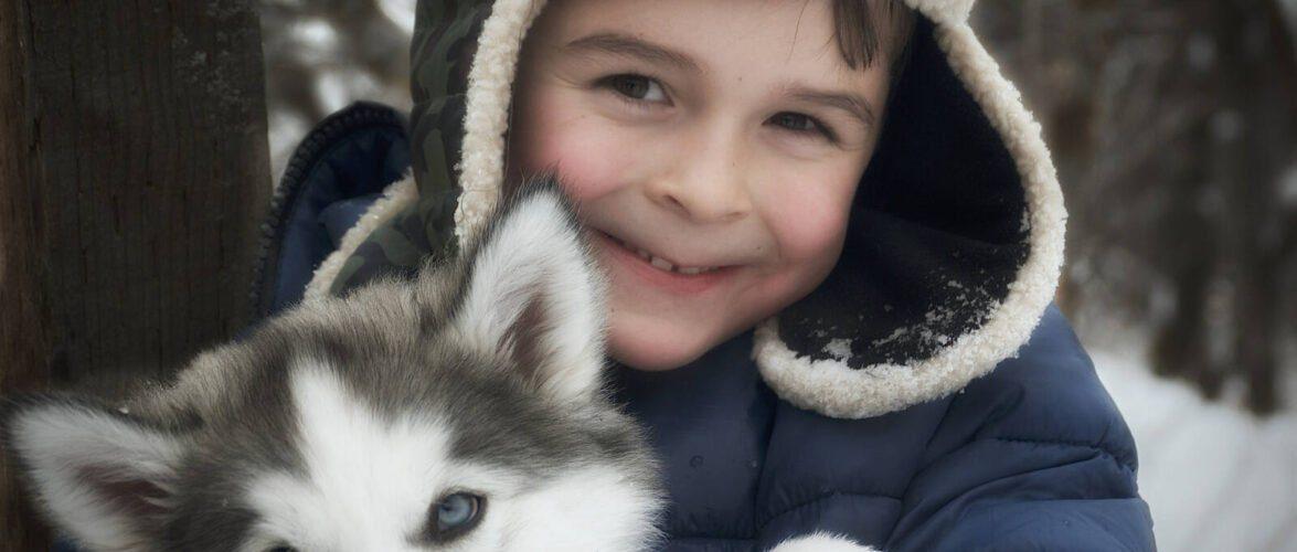 Como manter nossos filhos ativos (e ocupados) durante o inverno
