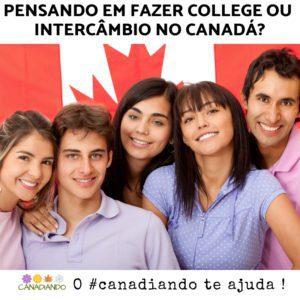 Intercâmbio de inglês, college ou curso preparatório para o IELTS ? O Canadiando te ajuda a estudar no Canadá.