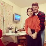 Casal no Canadá: Nova Scotia